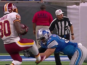 Watch: Kirk Cousins throws a laser to Jamison Crowder for 19 yards