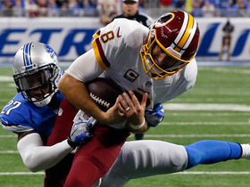 Watch: Kirk Cousins runs 19 yards for go-ahead TD