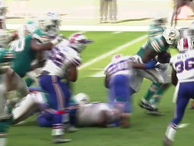 Watch: Damien Williams pulls entire Bills defense on 12-yard TD run