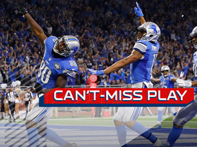Watch: Can't-Miss Play: Stafford hits Boldin for the win!