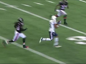 Watch: Philip Rivers passes deep to Tyrell Williams for 49 yards