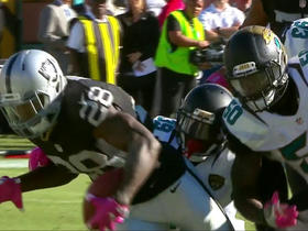 Watch: Latavius Murray scores second TD vs. Jaguars