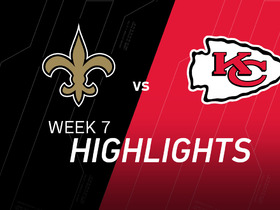 Watch: Saints vs. Chiefs highlights