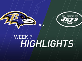 Watch: Ravens vs. Jets highlights