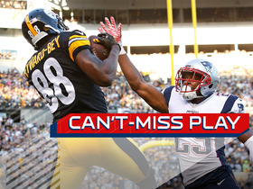 Can't-Miss Play: Darrius Heyward-Bey pulls in a 14-yard TD reception