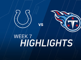 Watch: Colts vs. Titans highlights