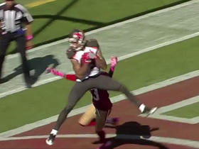Watch: Winston hits Evans for 3-yard TD