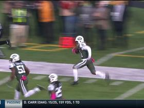 Watch: Skrine picks off Flacco