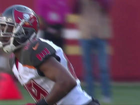 Watch: Winston throws a dart to Shepard for a 20-yard gain
