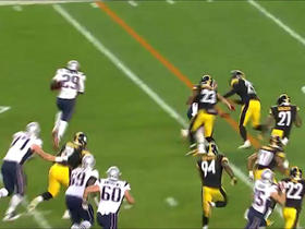 Watch: LeGarrette Blount runs for 25 yards