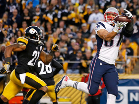 Watch: Brady finds Gronk wide open for 37 yards over the middle