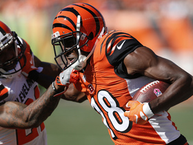 Week 7: A.J. Green highlights