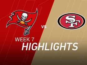 Watch: Buccaneers vs. 49ers highlights