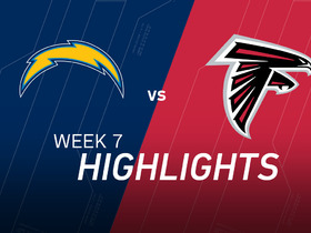 Watch: Chargers vs. Falcons highlights