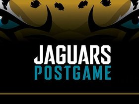 Watch: Jaguars Postgame with Fred Taylor