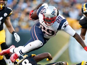 Week 7: LeGarrette Blount highlights