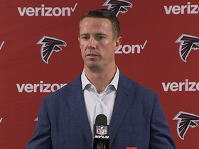 Watch: Falcons postgame press conference