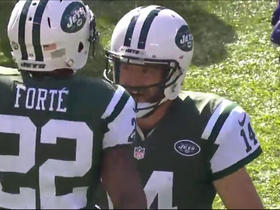 Watch: Did Fitz earn the starting job back with the Jets?