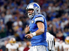 Watch: Is Matthew Stafford the best QB in the NFL?
