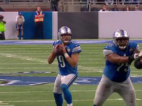 Watch: Billick: You have to be impressed by Stafford