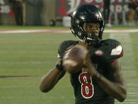 Watch: Louisville QB Lamar Jackson highlights vs. Duke
