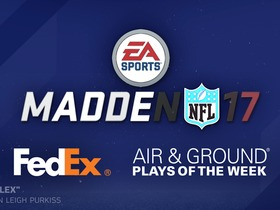 Watch: Madden 17 | FedEx Air & Ground Plays of the Week