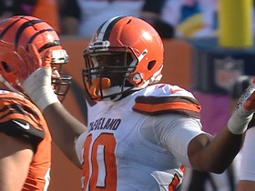 Watch: Week 7: Emmanuel Ogbah highlights