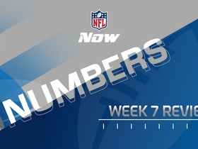 Watch: 7 stats you should know from Week 7 | NOW Numbers