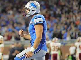 Watch: Game Pass Film Room: The Success of Matthew Stafford