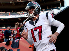 Watch: Osweiler booed as he takes field in Denver