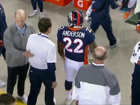 Watch: C.J. Anderson rushes for 11 yards