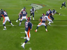 Watch: Siemian connects with Sanders for 15 yards