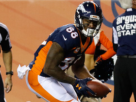 Watch: Siemian finds Demaryius Thomas for the 4-yard TD