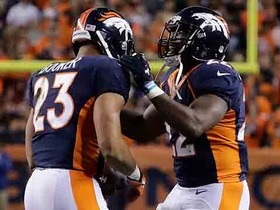 Watch: C.J. Anderson and Devontae Booker highlights | Week 7