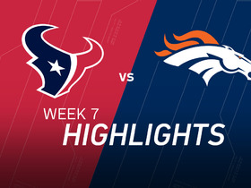 Watch: Texans vs. Broncos highlights