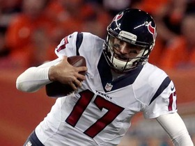 Watch: Brock Osweiler vs. Broncos D
