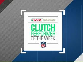 Watch: Week 7: Castrol EDGE Clutch Performer of the Week nominees