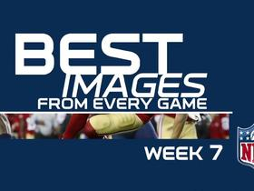 Watch: Best images from every game of Week 7