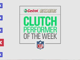 Watch: Castrol EDGE Clutch Performer of the Week Nominees