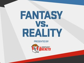 Watch: Fantasy vs Reality: David Johnson
