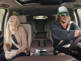 Watch: Gronk goes undercover as Lyft driver