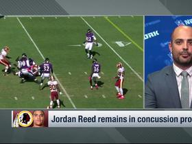 Watch: Josh Norman and Jordan Reed still in concussion protocol