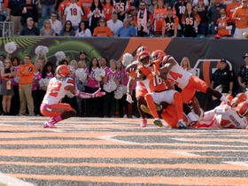 Watch: A.J. Green's Hail Mary catch | Ultimate Highlight Week 7