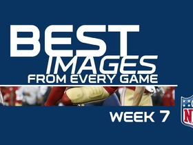 Watch: Best Images from Every Game for Week 7