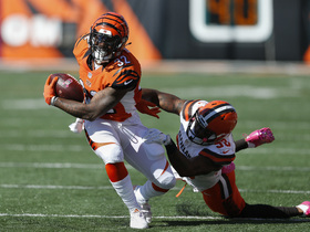 Watch: Offensive Line of the Week: Cincinnati Bengals
