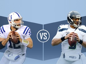Watch: Luck vs. Wilson: Who would you rather have?