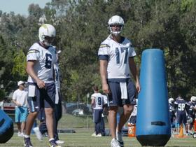 Watch: 'Undrafted': Bercovici uses Philip Rivers as mentor