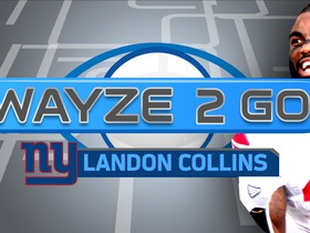 Watch: Landon Collins | Wayze2Go