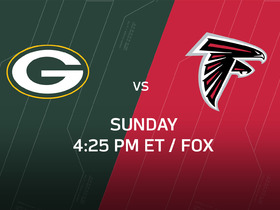Watch: Week 8 Game Preview: Packers vs. Falcons