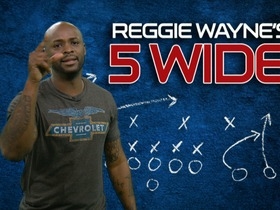 Watch: Top 5 Receivers for Week 8 I Reggie Wayne's 5 Wide